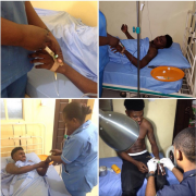 Five Star Music Releases Photos Of Skiibii In The Hospital Recuperating & Press Statement