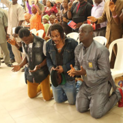 Majek Fashek Visits Popular Lagos Church To Give Testimony After Rehabilitation