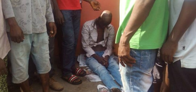 Pastor Heals A Random Mad Man of 7yrs on the Street of Lagos