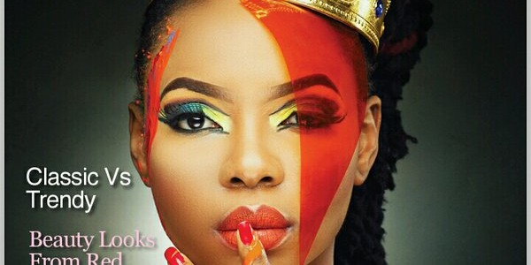Yemi Alade Shines In Colours For Vanguard Allure