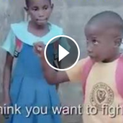 Comedy Skit : I Will Beat You O !!! ( Mark Angel Comedy) LOL