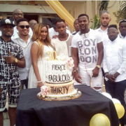 Check Out Exclusive Photos From Actress Juliet Ibrahim 30th Birthday