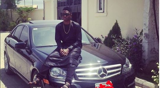 Lil Kesh Acquires Multi Million Naira Car For His Birthday