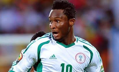 Ahmed Musa Returns Super Eagles Captain to Mikel Obi