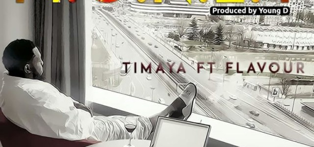LYRICS : Timaya FT. Flavour – MONEY