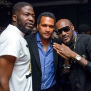 Dangote, 2Baba, Waje, Paul Okoye others Turns Up for Cecil Hammond 's 40th Birthday (See Photos)