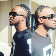 Paul Okoye Flaunts New Look (See Photos)