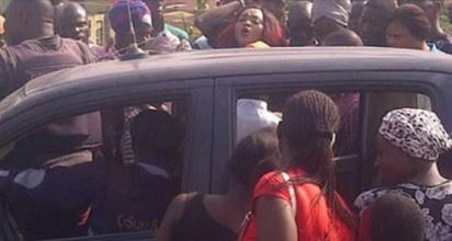 Actress Mercy Aigbe and her Driver Arrested by the Police in Osun State
