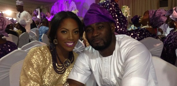 Tiwa Savage and Husband Tee Billz in a serious Marriage War (Revealed)