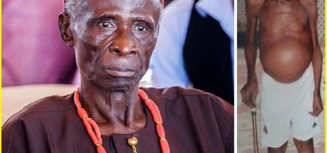 Nollywood Chief Priest Actor Martins Njubigbo Seriously Needs Public Help