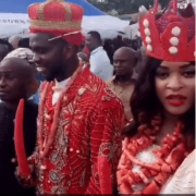 Joseph Yobo & Wife Conferred With Chieftaincy Titles
