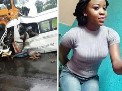 Wow Accident Victim Joy Akabuike Is Back to Life (Details)