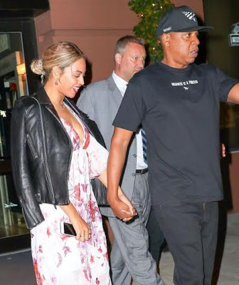 Jay Z & Beyoncé Stepps Out after Addressing Cheating Rumour