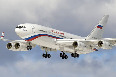 Russian Presidential Plane