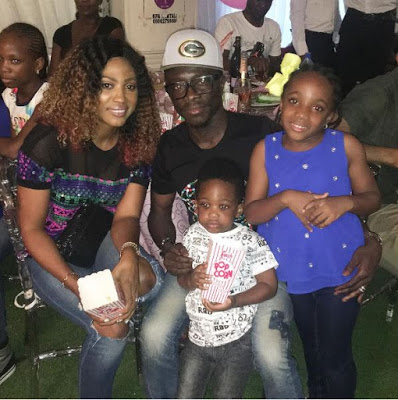 Davido's Daughter Birthday