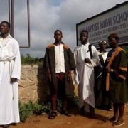 Christian Students Wear Church Garments to Schools in Osun State