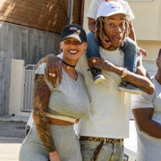 Amber Rose Wouldn't Mind more Kids with Wiz Khalifa