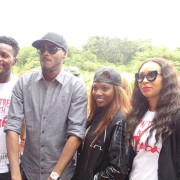 Photos & Videos of 2Face & Annie Idibia's Exciting Safari Visit in Kenya