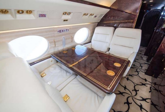 Floyd Mayweather's Newly Acquired $40m Private Jet