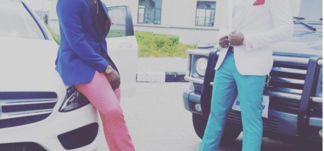 VIDEO : Skales FT. Banky W – NOBODY'S BUSINESS