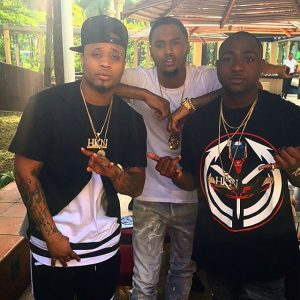 Davido & Trey Songz are up to in Atlanta