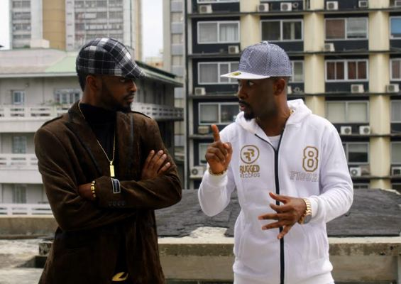 9ice & Ruggedman Seen Together for the First Time after 6years of Beef