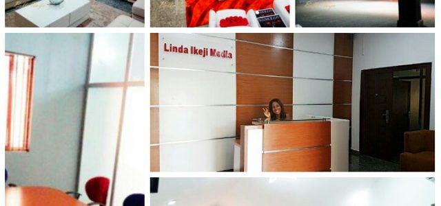 Check Out Photos From Linda Ikeji's New Multi Million Naira Media Empire