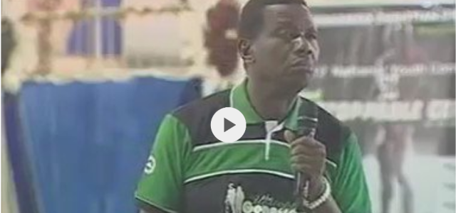 Dont Marry Girls who Can't Pray for 1Hour or Cook – Pastor E.A Adeboye