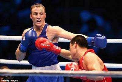 Irish Boxer Michael O'Reilly Fails Drug Test at the on going 2016 RIO Olympics