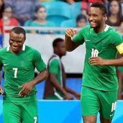 Mikel Obi Leads Nigeria's Dream Team to 3-2 Bronze Victory over Honduras