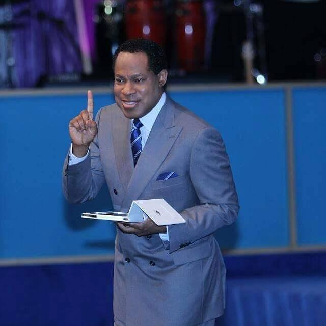 """In a Marriage Husband Means Master"" - Pastor Chris Oyakhilome"