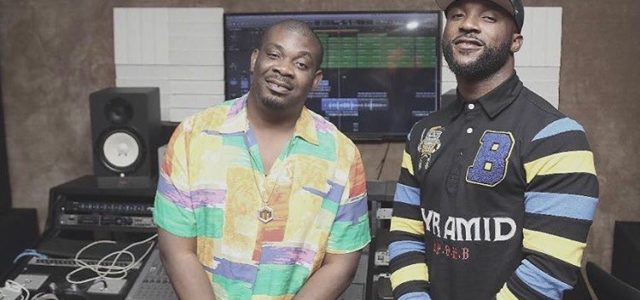 Fans Shocked as Don Jazzy Signs Iyanya to Mavin Records