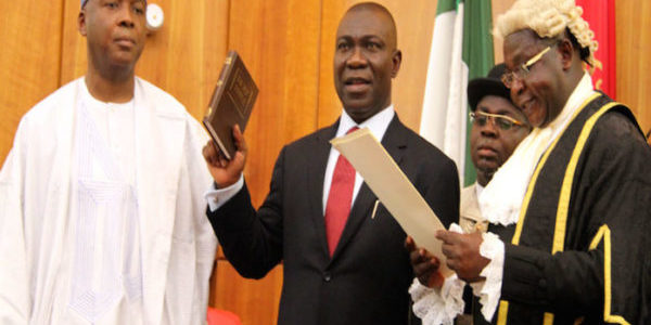 FG Withdraws Forgery Charges Against Saraki and Ekweremadu, Proceeds to Prosecute Former Clerk & Deputy