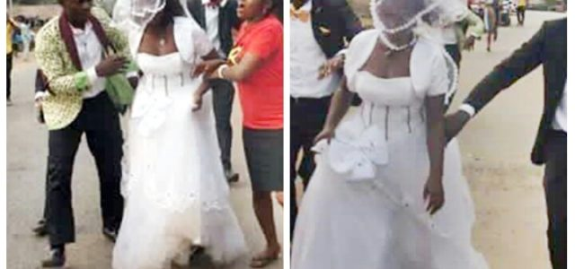 "Why the ""Runaway-Bride"" in Delta State Ran Away from her Wedding in August (REVEALED)"