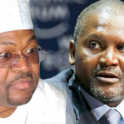 Mike Adenuga's Net worth increased by $2.7 billion in 2016, while Dangote's dropped by $5billion