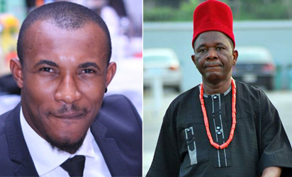 Actor Chiwetalu Agu Fires Back at Gideon Okeke and it's Epic (Must See)