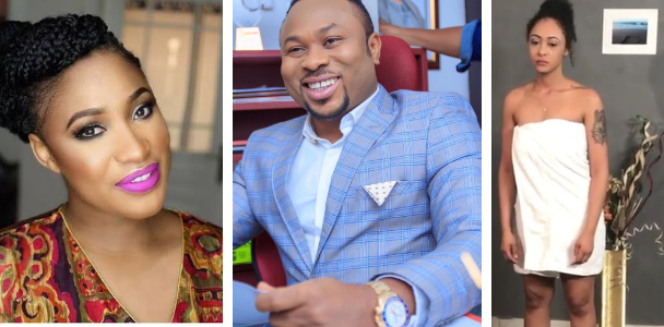 Revealed : See the Actress Allegedly Responsible for Tonto Dikeh and Husband's Marriage Crack (Photos)