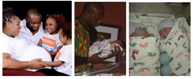 """Double American Citizens"" – Nigerian Pastor, as His Wife births Twin Boys in the US"