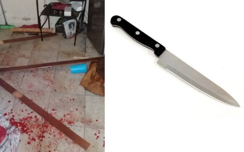 South African Lady Stabs Man who tried to Force himself on Her
