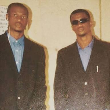 Peter & Paul Okoye ( PSquare)
