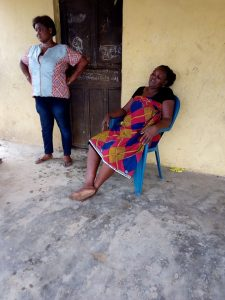 After 2years of Pregnancy Woman Gives Birth to a Goat in Rivers State