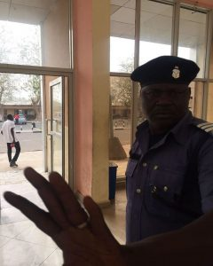 Watch as Airport Securities Assaults NYSC Members (Video & Photos)