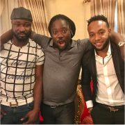 """Shame to bad people…Together we stand"" – Daddy Showkey as he Reconcile KCee & Harrysong"