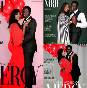 Mercy Johnson & Husband Look Beautiful together in these New Photos