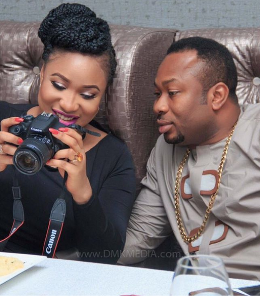 Tonto Dikeh Lied Against her Husband on Social Media, Burnt his Clothes
