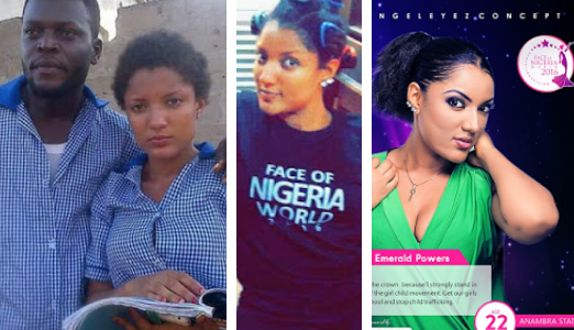 #BBNaija : More Throwback Pictures of Gifty Surfaces (See Photos)