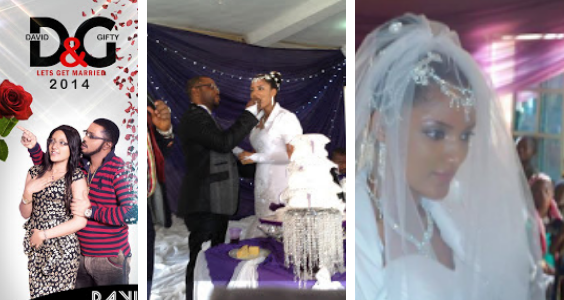 #BBNaija : Gifty's Husband's Cousin Exposes her, Shares her Wedding Pictures from 2014 (Full Details)