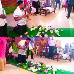 Prophet Gives Female Members Anointed Soap To Seduce Men (See Photos)