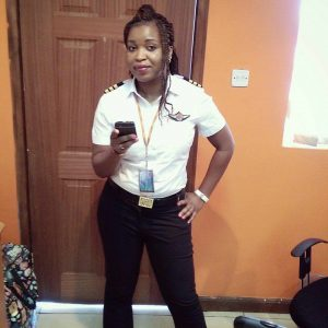 Meet the Ajibola Family, Father and his Three Children all Pilots