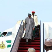 15,000 Nigerian Youth to Welcome President Muhammadu Buhari